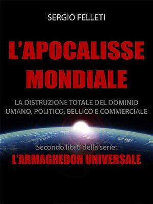 cover image of L'Apocalisse mondiale