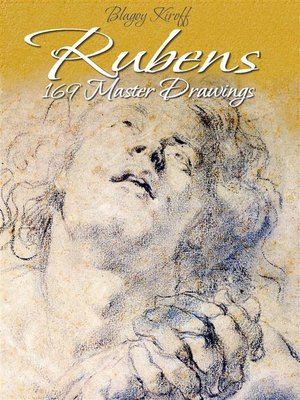 cover image of Rubens--169 Master Drawings