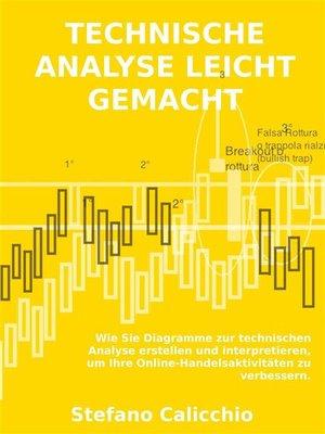 cover image of Technische analyse leicht gemacht
