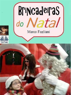 cover image of Brincadeiras Do Natal