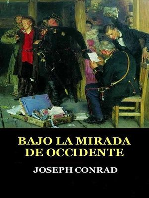 cover image of Bajo la mirada de Occidente