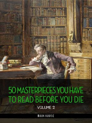 cover image of 50 Masterpieces you have to read before you die vol--2 [newly updated] (Book House Publishing)