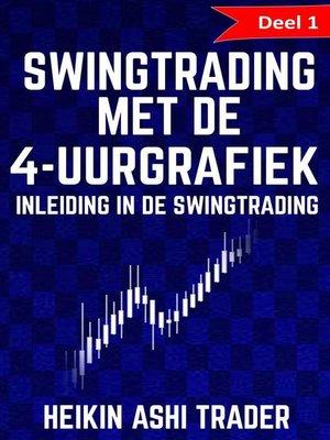 cover image of Swingtrading met de 4-uurgrafiek 1