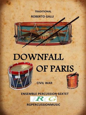 cover image of Downfall of Paris