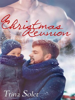 cover image of A Christmas Reunion (Gay Romance)