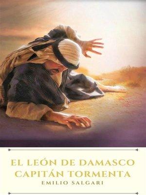 cover image of El León de Damasco