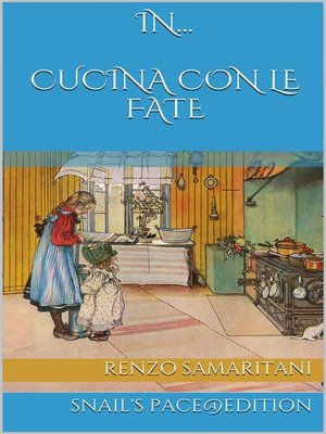 cover image of in Cucina con le Fate
