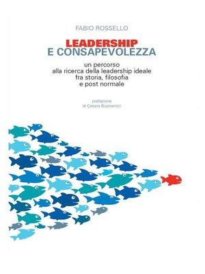 cover image of Leadership e consapevolezza