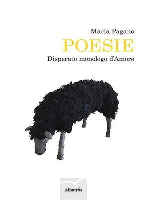 cover image of Disperato monologo d'amore