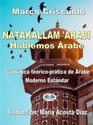 cover image of Natakallam 'Arabi