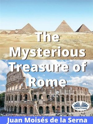 cover image of The Mysterious Treasure of Rome