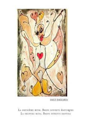 cover image of La deuxième muse. Brefs sonnets érotiques