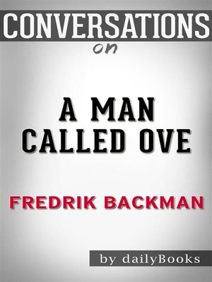 cover image of A Man Called Ove--A Novel by Fredrik Backman
