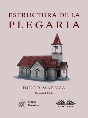 cover image of Estructura De La Plegaria