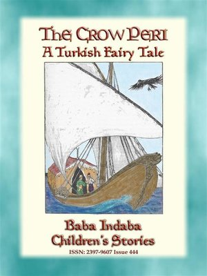 cover image of THE CROW PERI--A Turkish Fairy Tale