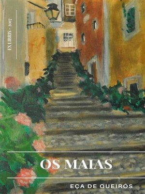 cover image of Os Maias