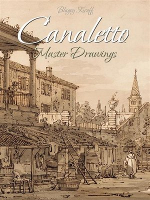 cover image of Canaletto -Master Drawings