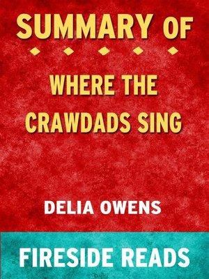 cover image of Where the Crawdads Sing by Delia Owens--Summary by Fireside Reads