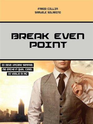 cover image of Break even point. Punto di pareggio