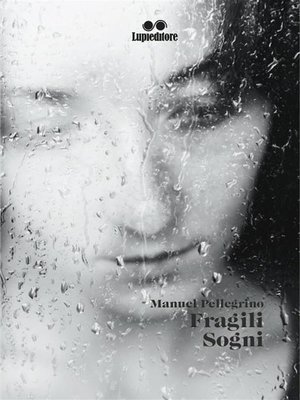 cover image of Fragili sogni