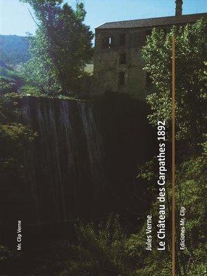 cover image of Le château des Carpathes 1892