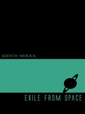 cover image of Exile from Space