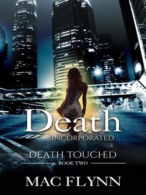 cover image of Death Incorporated--Death Touched, Book 2 (Urban Fantasy Romance)