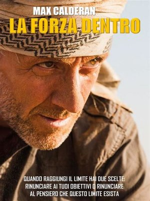 cover image of La forza dentro