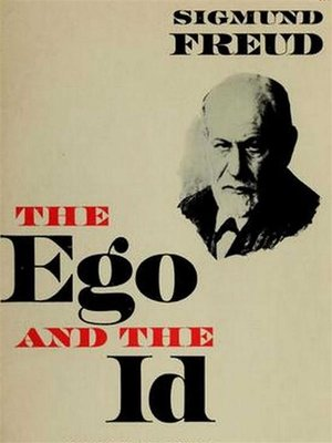 cover image of The Ego and the Id