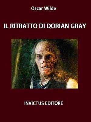 cover image of Il ritratto di Dorian Gray