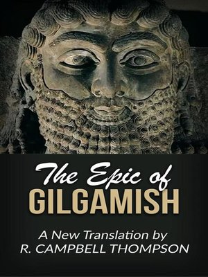 cover image of The Epic of Gilgamish