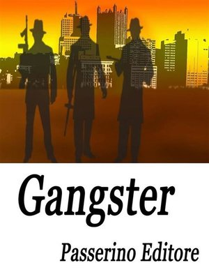 cover image of Gangster