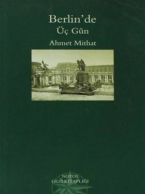 cover image of Berlin'de Üç Gün