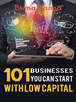 cover image of 101 Businesses You can Start with low capital
