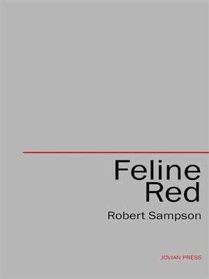 cover image of Feline Red