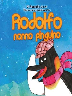 cover image of Rodolfo, nonno pinguino