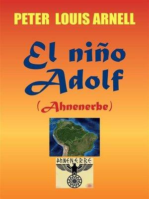 cover image of El nino Adolf