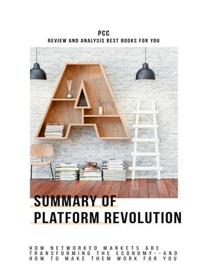 cover image of Summary of Platform Revolution