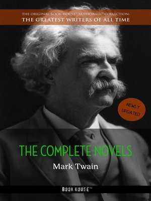 cover image of Mark Twain--The Complete Novels