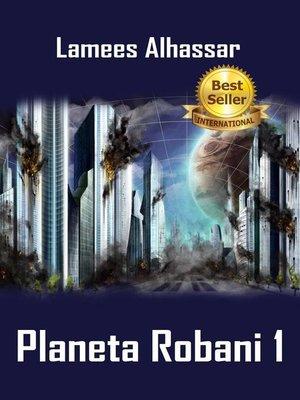 cover image of Planeta Robani 1