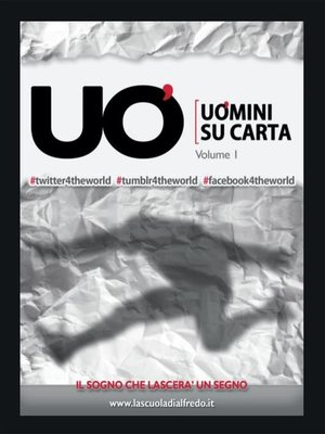 cover image of Uomini su Carta--Volume uno