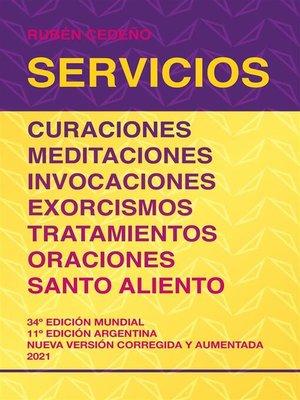 cover image of Servicios