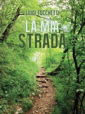 cover image of La mia strada