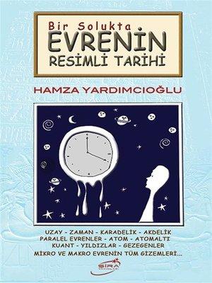 cover image of Bir Solukta Evrenin Resimli Tarihi