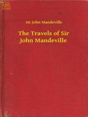 cover image of Complete Works of Sir John Mandeville