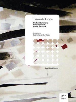 cover image of Tiranía del tiempo