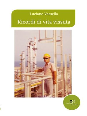 cover image of Ricordi di vita vissuta