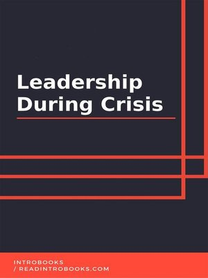 cover image of Leadership During Crisis