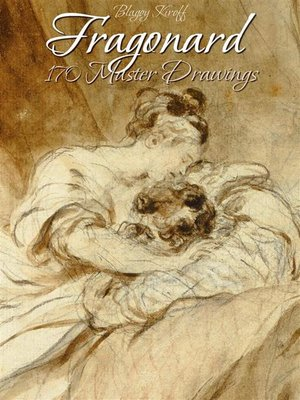 cover image of Fragonard--170 Master Drawings
