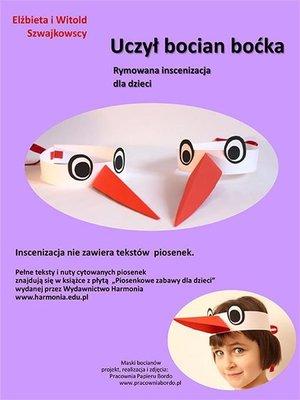 cover image of Uczył bocian boćka
